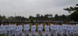 Pemko Palangka Raya Gelar Upacara HUT Kemerdekaan RI ke-72