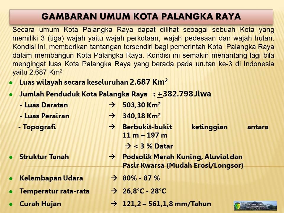Profil DPRD Kota P. Raya1