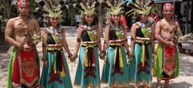 PAWAI BUDAYA MERAH PUTIH KALTENG UNTUK INDONESIA