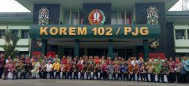 TNI Lakukan MOU 30 Lembaga