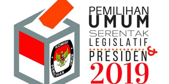 PKPU No. 7/2017: Capres/Cawapres 2019 Didaftarkan 4-10 Agustus 2018, Pemilu Serentak 7 April 2019