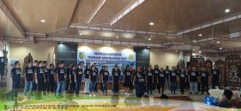 Wakil Walikota Palangka Raya Lepas Kontingen Pesparawi