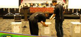 KPU Pleno Rekapitulasi Hasil Suara