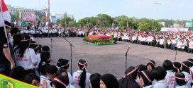 Ribuan Masyarakat Palangka Raya Ikuti Harmoni Indonesia 2018