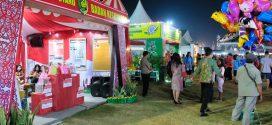 Walikota Secara Resmi Buka Palangka Raya Fair X Tahun 2018