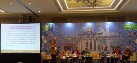 Kaban Kesbangpol Pembicara di Seminar Nasional Wacana Pemindahan Ibukota NKRI