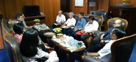 Walikota Terima Kunjungan Tim USAID