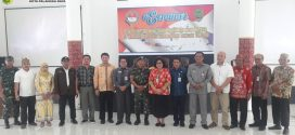 Seminar Sinergitas Penanganan Ancaman Non Militer