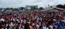 13.000 Pelajar Meriahkan Pesta Para Pahlawan