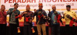 Imam Nahrawi Resmi Membuka Kongres Mahasabha XI 2018