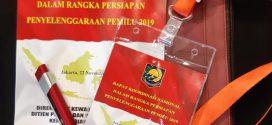 Badan Kesbangpol Kota Palangka Raya Ikuti Rakornas Persiapan Pemilu 2019