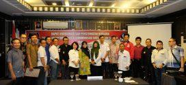 KPU Palangka Raya Pleno Penetapan Penyempurnaan DPTHP-2