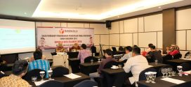 Kaban Kesbangpol Berikan Materi Workshop Pengembangan Pengawasan Pemilu Partisipatif