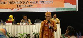 Pemkot Palangka Raya; Pemilu 2019 Damai, Aman, Lancar