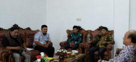 Badan Kesbangpol Palangka Raya Menerima Kunjungan Kerja KesbangpolBarito Kuala