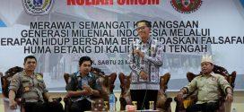 Fordayak Goes To Campus; Semangat Kebangsaan Falsafah Huma Betang