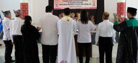 894 Pengawas TPS se-Kota Palangka Raya Dilantik