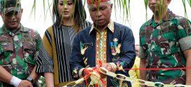 """Pagelaran """"MAN DA U"""", Kolaborasi Dayak dan Tionghoa Meriahkan Pameran dan Bazar"""