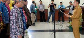 Walikota Palangka Raya Kukuhkan FPK Kecamatan