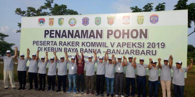 Raker Regional Kalimantan Apeksi 2019