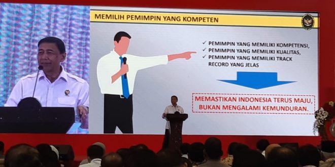 Kesbangpol Palangka Raya Ikuti Rakornas Kesiapan Pemilu 2019