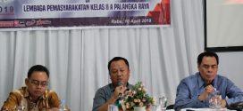Kawal Hak Pilih Warga Binaan, KPU Palangka Raya Sosialisasi Pemilu di Lapas II A