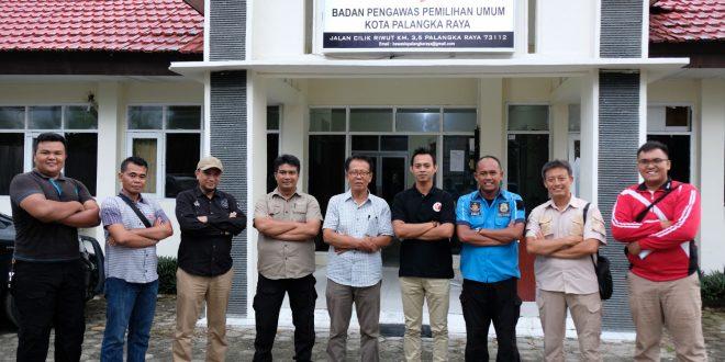 Bawaslu Palangka Raya Lakukan Patroli Daerah Rawan