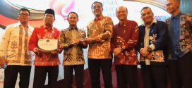 Walikota Palangka Raya Raih Indonesia Innovation Award 2019