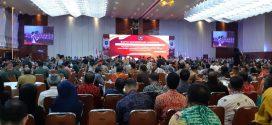 Kaban Kesbangpol Hadiri Rakor Tim Terpadu Penanganan Komflik Pasca Pemilu 2019
