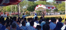 Pemerintah Kota Palangka Raya Peringati Hari Lahir Pancasila