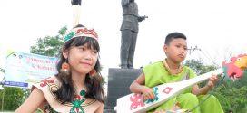 Seni Budaya Leluhur Sebagai Persembahan HUT Kota Palangka Raya