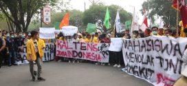 """Kalteng Darurat Asap, Mahasiswa minta """"Jokowi Ture Kalteng"""""""