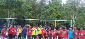 Palangka Raya Juarai Voli Pemuda se-Kalteng