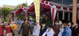 PENCANANGAN KELURAHAN BERSIH NARKOBA (BERSINAR) PADA HARI KEMERDEKAAN REPUBLIK INDONESIA KE-75